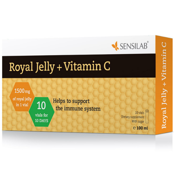 Royal Jelly (Matična mliječ) + Vitamin C
