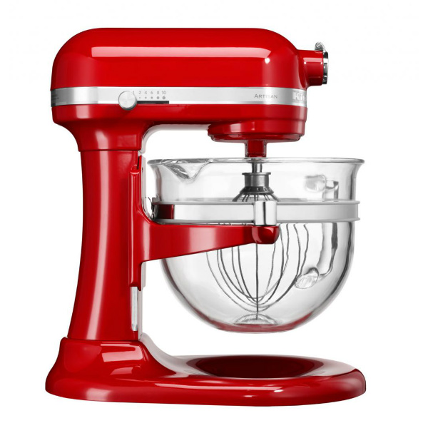 KitchenAid Samostojeći mikser Empire Red