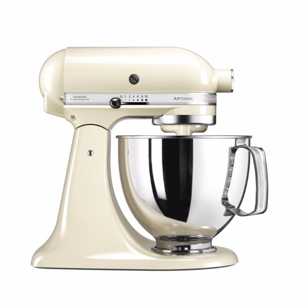 KitchenAid Artisan Samostojeći mikser Almond Cream