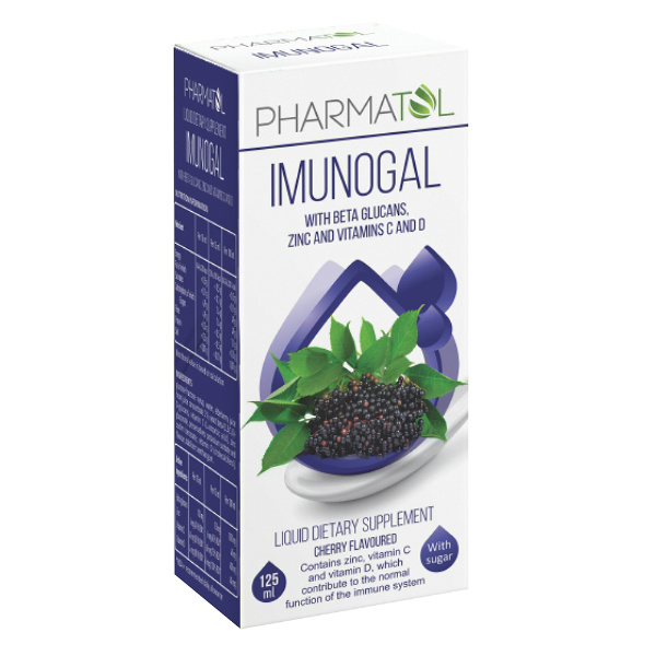 Imunogal sirup – Pharmatol