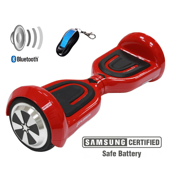 "Hoverboard Code red 6"" - Xplorer"