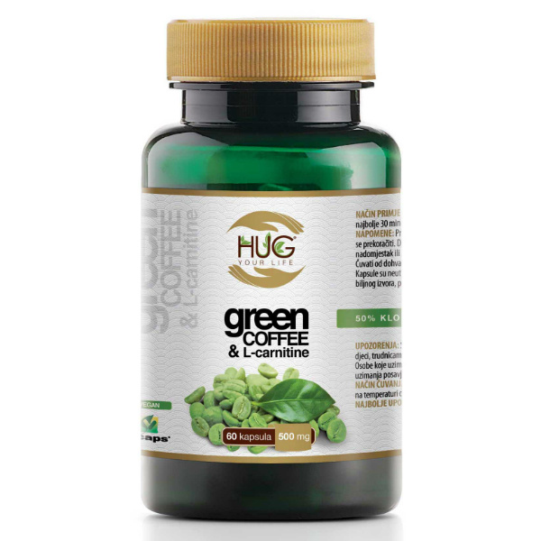 Green Coffee & L-Carnitine