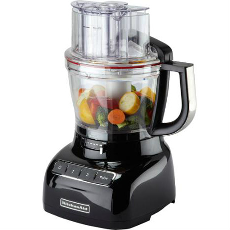 KitchenAid Food Processor 3.1 L - Crni