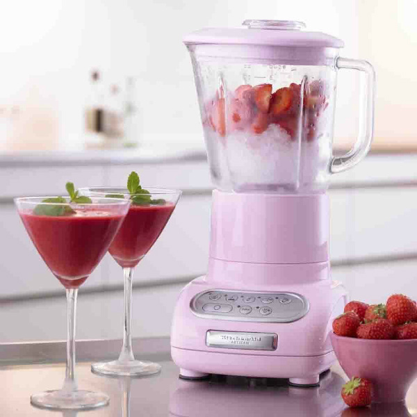 KitchenAid Artisan Blender Pink