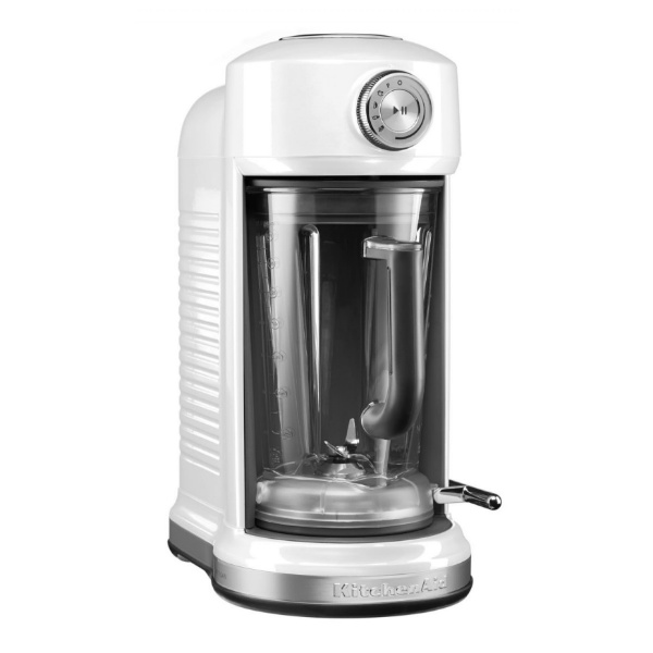 KitchenAid Artisan Magnetic Drive blender Frosted Pearl