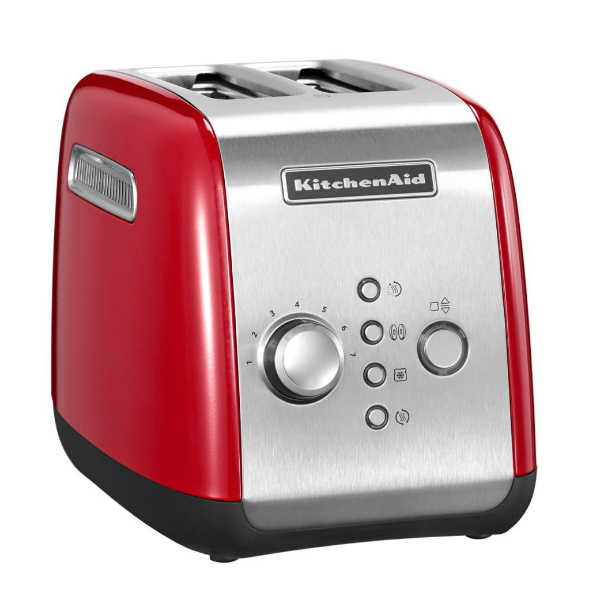 KitchenAid Toster za dvije kriške Empire Red
