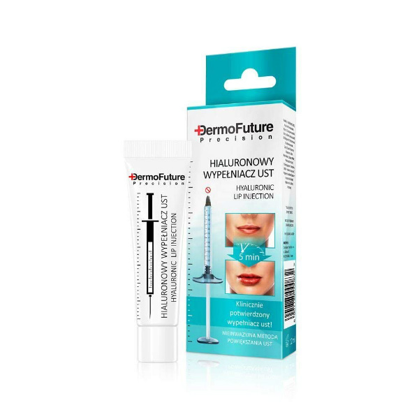 DermoFuture Precision - Hijaluronski filer za usne (12 ml)