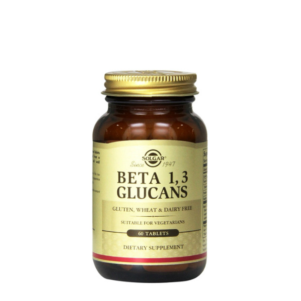 Solgar Beta Glukan 600 mg (60 tableta)