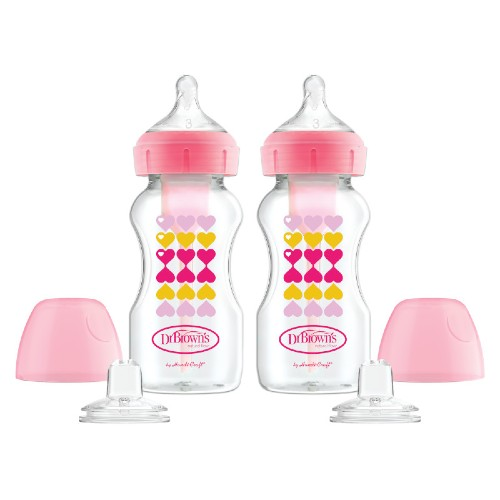 Dr. Brown's Bočica Anti Colic to Sippy